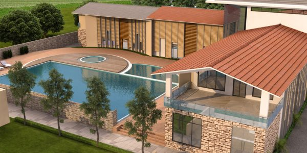 Swimming Pool Prakalpa Planning Solutions Pvt Ltd